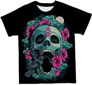 SSBZYES Camiseta De Talla Grande para Hombre Camiseta De Manga Corta De Talla Grande para Hombre Camiseta De Manga Corta c...