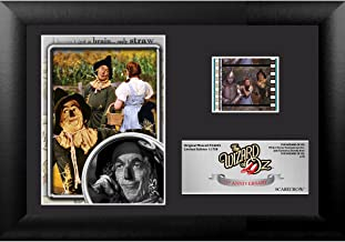 Trend Setters Wizard of Oz 75th Anniversary (Scarecrow) Mini FilmCell Presentation