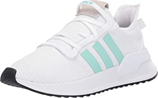 adidas Originals Women's U_Path Running Shoe, Clear Orange/Black/White, 10.5 M US