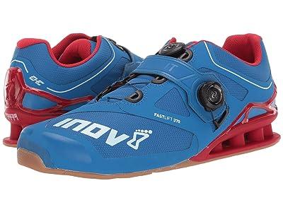 inov-8 Fastlifttm 370 V2 BOA(r) (Blue/Red) Men
