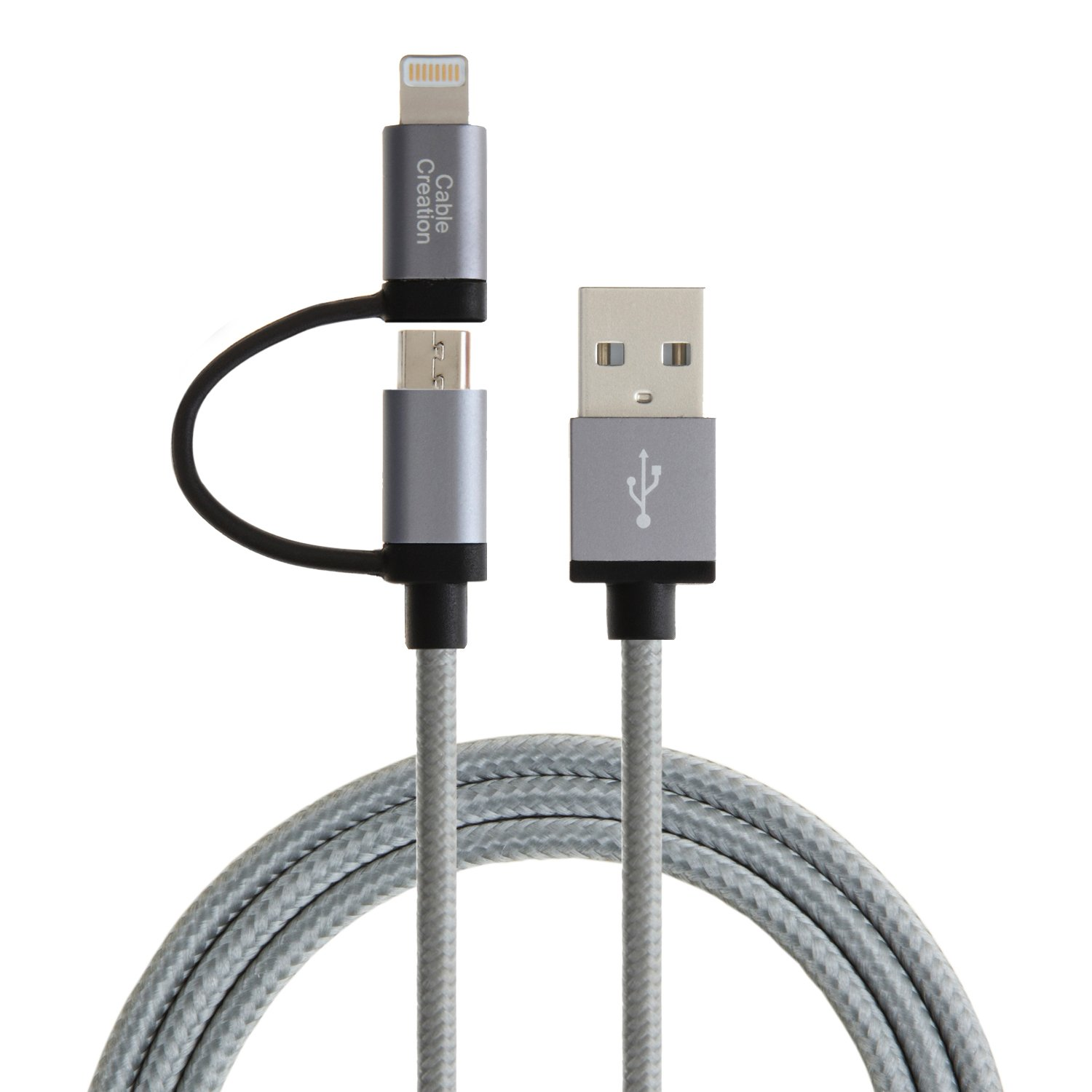 CableCreation Charging Certified Lightning Compatible