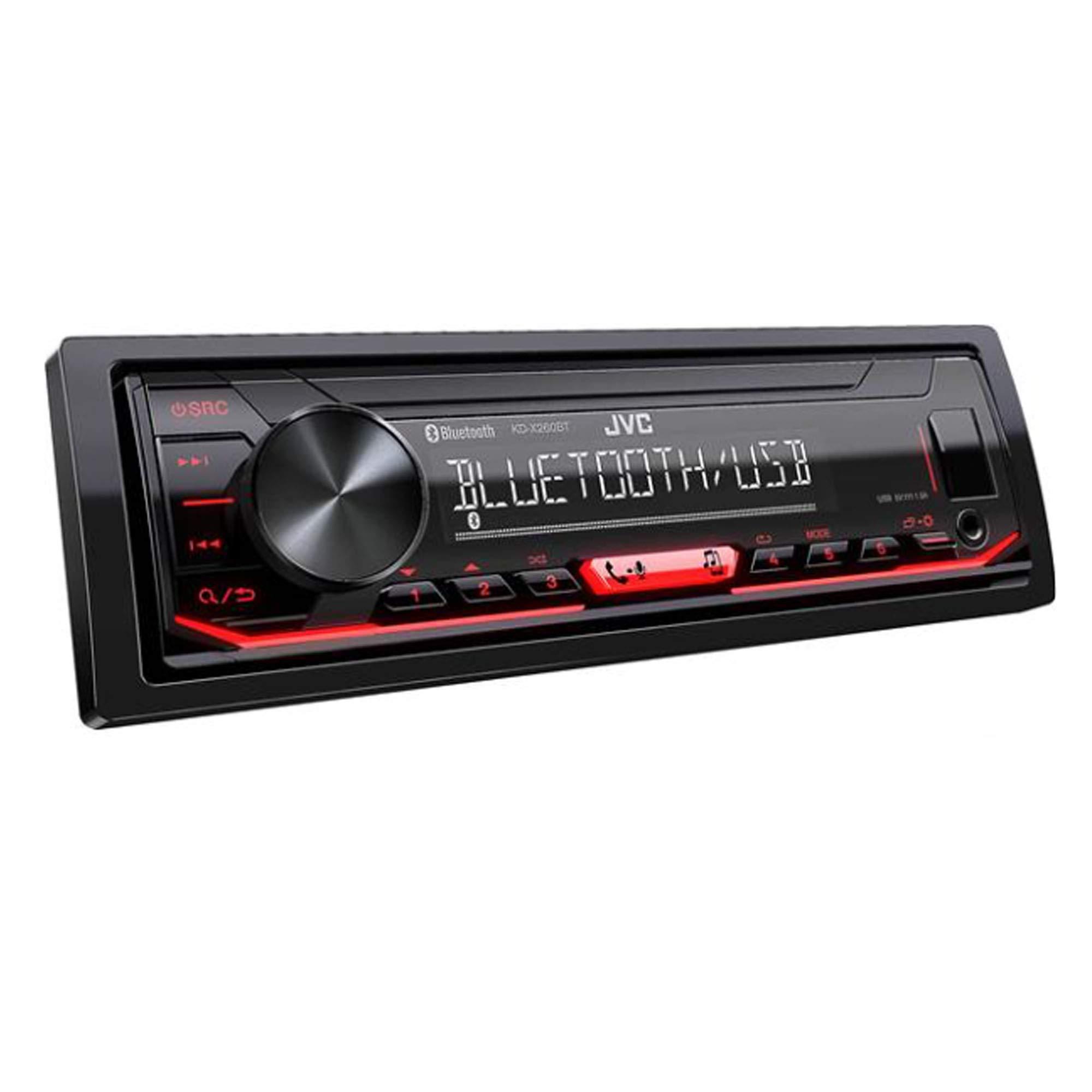 JVC KD-R794BT JVC Bluetooth Car Stereo