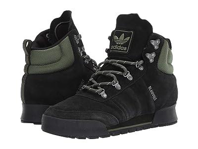 adidas Skateboarding Jake Boot 2.0 (Black/Base Green/Black) Men