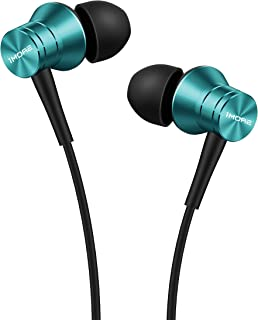1MORE E1009-Sv Piston Fit In-Ear Earphones Fashion Durable Headphones With 4 Color Options, Noise Isolation, Pure Sound, P...