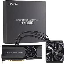 EVGA GeForce GTX TITAN X 12GB HYBRID GAMING,