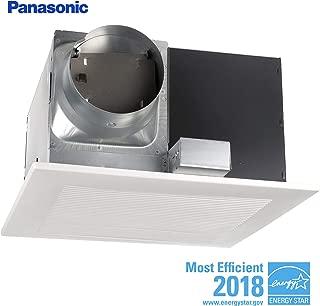 Panasonic FV-40VQ4 WhisperCeiling 380 CFM Ceiling Mounted Fan