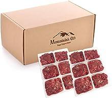 国産 ヒューマングレード 犬 用 鹿肉 トッピング 1kg 小分けトレー約40g×24【ベニソン 冷凍鹿肉ミンチ】