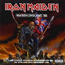 Best maiden england 88 cd Reviews