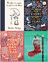 The Boy The Mole The Fox and The Horse, A Poem for Every Night of the Year, A Poem for Every Day of the Year, Twas The Nightshift Before Christmas 4 Books Collection Set