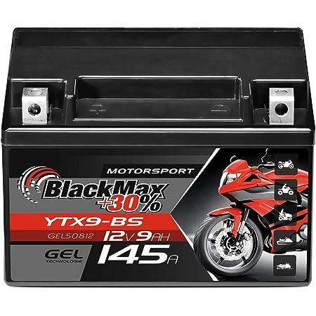 Gel Batterie Für Vespa Et4 125 1996 2000 Typ M19200 Wartungsfrei Inkl Pfand 7 50 Auto