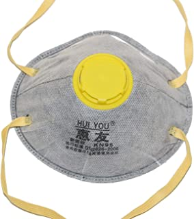 Cup Particulate Res+pirators,valve 95% Cup Face protection (9000)
