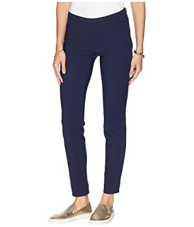 Lilly Pulitzer Alessia Stretch Dinner Pant (Midnight Navy) Women