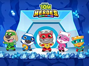 Talking Tom Heroes