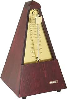 日工 メトロノーム 木製レギュラー ゴールド 104
