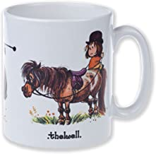 Thelwell Pony Mug. Great horse and pony gifts for children and adults who like horse riding.