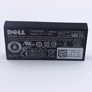 Weihang 3.7V Battery for Dell Poweredge Perc H700 5i 6i FR463 NU209 0NU209 2950 R710 Integrated RAID Controller