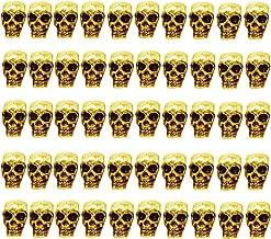 Best bracelet skull gold Reviews