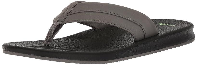 Sanuk Men's Brumeister Flip-Flop
