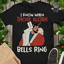 sleigh bells ring shirt