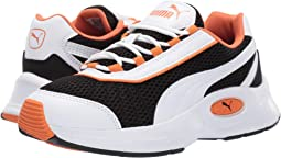 PUMA White/Jaffa Orange