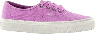 Vans Classic Authentic Purple Womens Trainers - VZUKFJ3