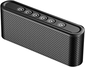 SMQHH Portable Bluetooth Speakers, Portable Bluetooth Speakers with Built-in-Mic,Handsfree Call,HD Sound and Bass Waterpro... photo