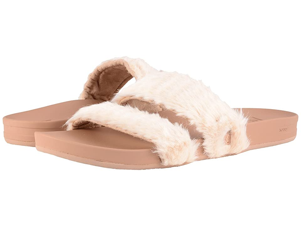 Reef Cushion Bounce Cozy (Cream) Women