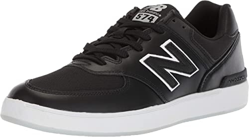 New Balance SchwarzWeiß All Coasts - 574 Court Schuhe