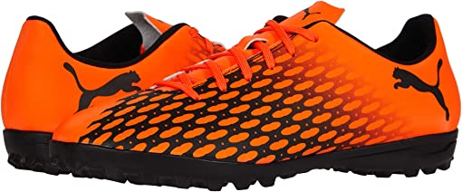 Shocking Orange/Puma Black