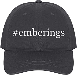 The Town Butler #Emberings - A Nice Comfortable Adjustable Hashtag Dad Hat Cap