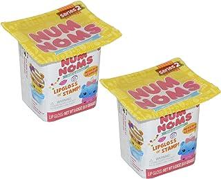 Num Noms Blind Bag Mystery Packs Series 2 Gift Set Bundle - 2 Pack