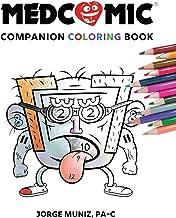 medcomic companion coloring book