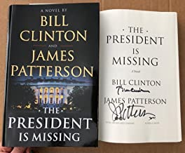 bill clinton signed books