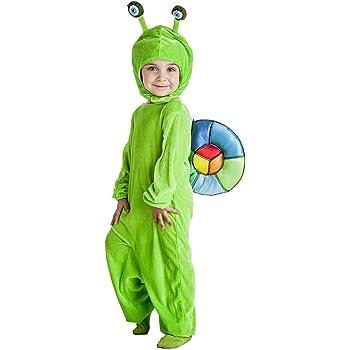 Disfraz de Caracol Infantil (1-2 años): Amazon.es: Juguetes y juegos