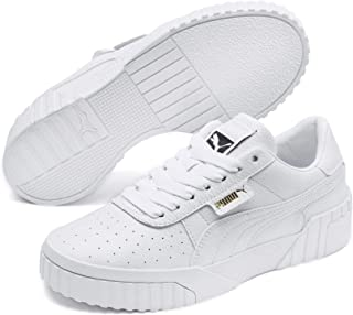 PUMA Cali Womens White Trainers