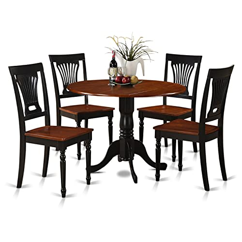Cherry Dining Room Table Set: Amazon.com