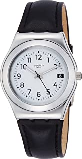 Swatch Irony Quartz Movement Silver Dial Unisex Watch YLS453
