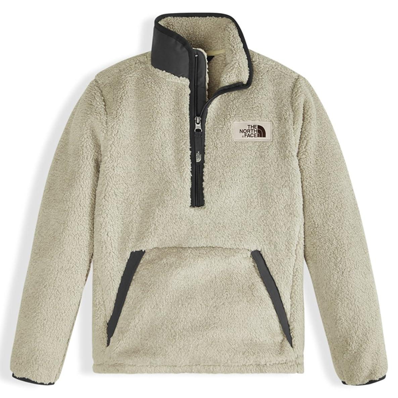 The North Face Boys Campshire Fleece Pullover