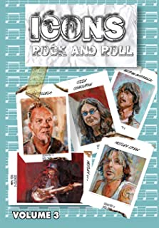 Orbit: Icons of Rock and Roll: Volume #3: Metallica, Mötley Crüe, Ozzy and George Harrison