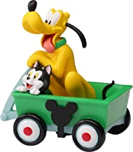 Precious Moments 201704 Disney Collectible Parade Pluto and Figaro Resin/Vinyl figurine, One Size, Multicolored