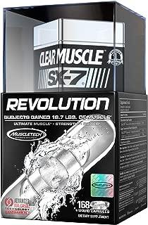 MuscleTech Clear Muscle SX-7 Revolution