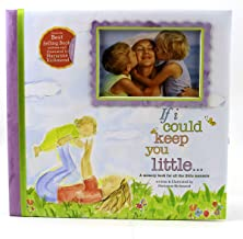 If I Could Keep You Little Scrapbook