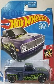 hot wheels custom 69 chevy pickup
