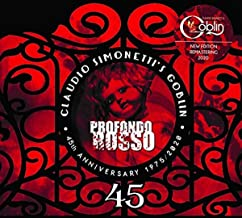 Profondo Rosso: 45Th Anniversary (Original Soundtrack)