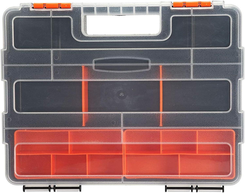 QIZIANG Kunststoffwerkzeuge Schraube Aufbewahrungsbox Griff Zubehör Halter Protable Griff Hot B07NWT4SNK  Nicht so teuer