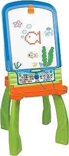 VTech – Magi Chevalet interactif 3 en 1 mixte, tableau interactif enfant