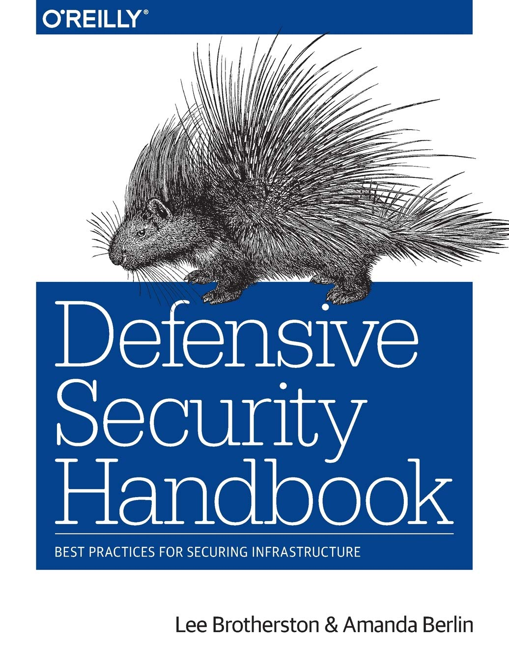 Image OfDefensive Security Handbook: Best Practices For Securing Infrastructure