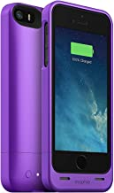 mophie Juice Pack Helium - iPhone 5/5s/SE Purple, One Size