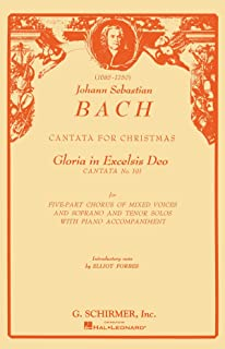 Cantata No. 191 'Gloria in Excelsis Deo'