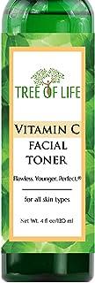 Vitamin C Facial Toner Pore Minimizing Rejuvenator